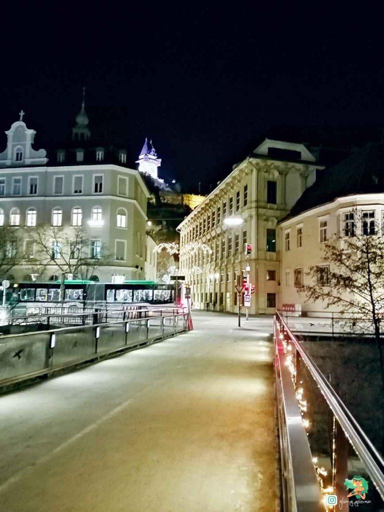 Castillo de la Colina de Graz